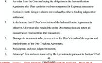 他偷谷歌机密被罚入狱 反手却向Uber索要41亿美元赔偿